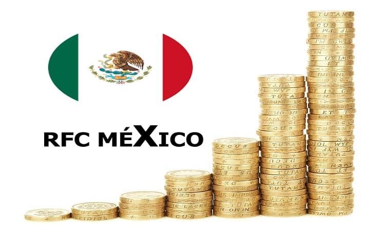 Rfc de contribuyente Mexicano