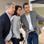 trabajar de agente inmobiliario