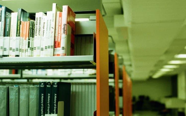 normas en biblioteca
