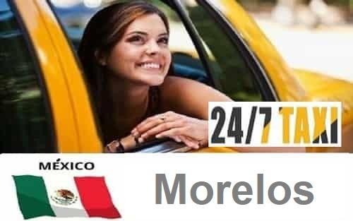 Taxis Tepoztlan Morelos
