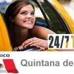 Precio Taxi Quintana Roo